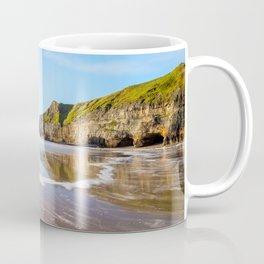 Nun's Beach Reflections Coffee Mug