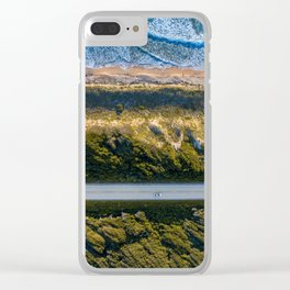 Sky view 5 Clear iPhone Case