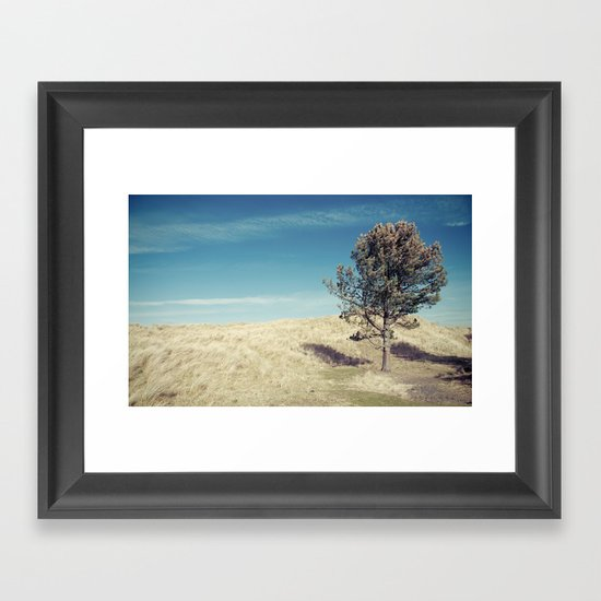 tree (it has magic lumber)... Framed Art Print