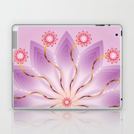 Mandala of Love - מנדלה אהבה Laptop & iPad Skin
