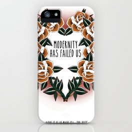 Love it if we made it iPhone Case