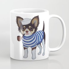 Chihuahua - Sailor Chihuahua Mug