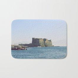 Naples, Castel dell'Ovo Bath Mat