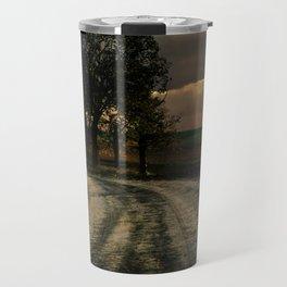 An old forgotten road Travel Mug