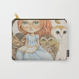 Autumn Tales Carry-All Pouch