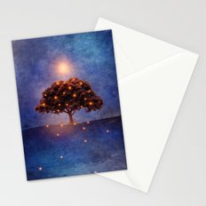 Energy & lights Stationery Cards