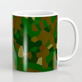 Freckled Camo. Coffee Mug