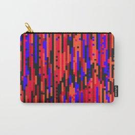 Anomalous Glitch - Digital Glitch Art Carry-All Pouch
