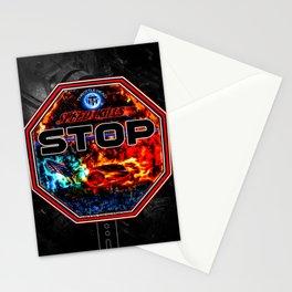 Throttle Head- Speed Kills Stationery Cards