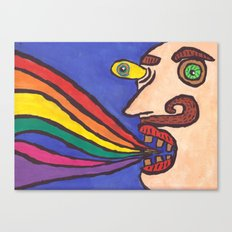 Rainbow. Canvas Print