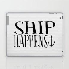 Ship Happens Laptop & iPad Skin
