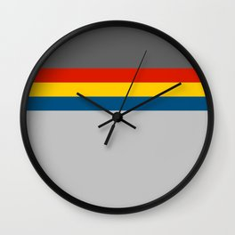 The Wesley Wall Clock