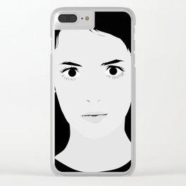 Winona Clear iPhone Case