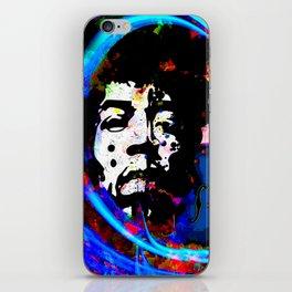 GUITAR MAN:  MUSIC DOESN'T LIE iPhone Skin