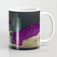wine Mugs featuring Wine by Cre8tive Canvas by Amanda
