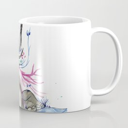 The nature woman Coffee Mug