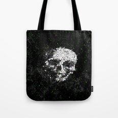 Death Shuffle Tote Bag