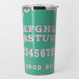 Diva Ouija Board Art Travel Mug