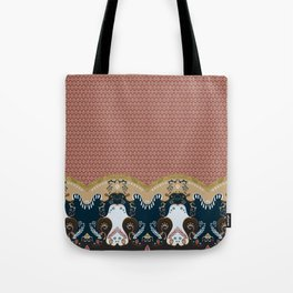 ss16 /// Handmade Arabesque III Tote Bag