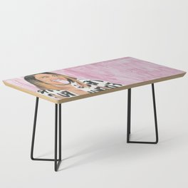 Cardi B Coffee Table