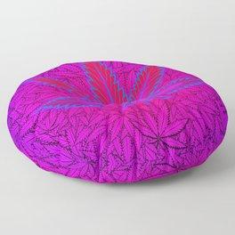 Cannabism Floor Pillow
