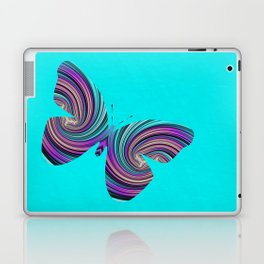 Life Is Like A Butterfly Laptop & iPad Skin