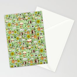 Guinea Pigs Stationery Cards