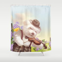 A Song For You Shower Curtain