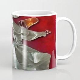 Entranced Sufis In Prayer Coffee Mug