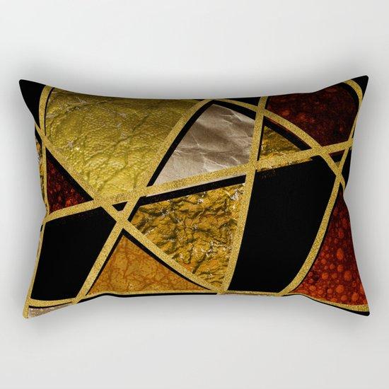 Abstract #468 Rectangular Pillow
