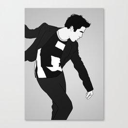 Darren Criss Dancing! Canvas Print