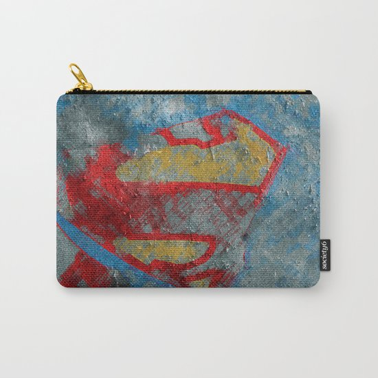 Superman Carry-All Pouch