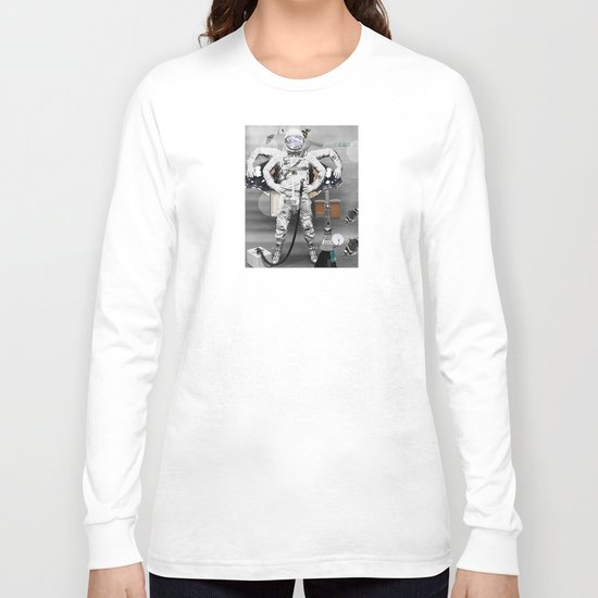 Space Fashion Long Sleeve T-shirt