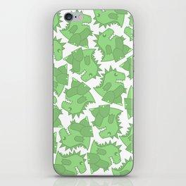 The Zilla Gang iPhone Skin