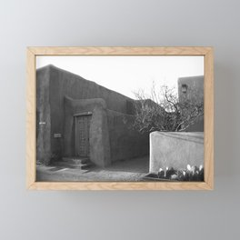 SOMEWHERE WITHIN Framed Mini Art Print