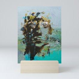 The Human Race 5 Mini Art Print