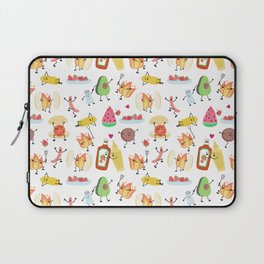 cookout Laptop Sleeve