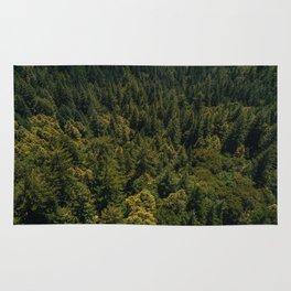 California Redwood Forest Rug