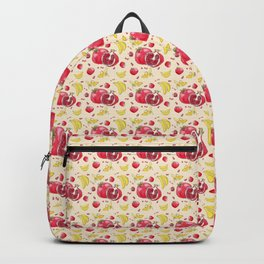 Pomegranates and Bananas Backpack