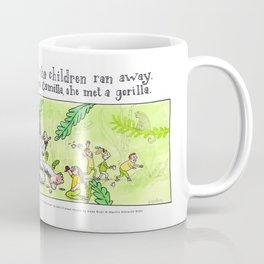 Camilla met a Gorilla Coffee Mug
