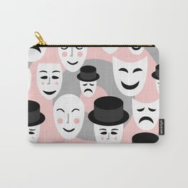Mime Magic Carry-All Pouch