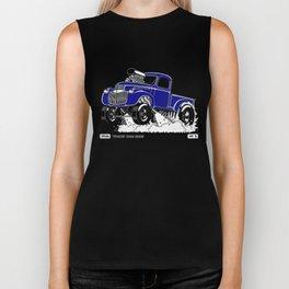 1946 Chevy Pick-up – BLUE Biker Tank