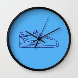 """Cortez """"G R A P E"""" Wall Clock"""