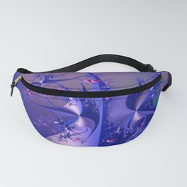 The dance of flowers Fanny Pack