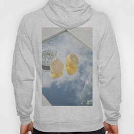 Lemons in the sky Hoody