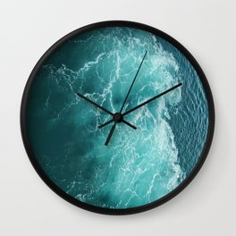 Love Sea 2 Wall Clock