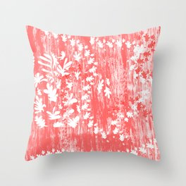 Astute graphics matisse cut outs Throw Pillow