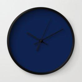 338. Koi-ai (Dark-Indigo)  Wall Clock