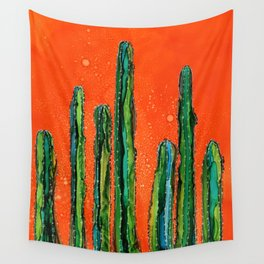 Column Cactus Wall Tapestry