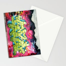 Delicate situation Kane graffiti lettering piece Stationery Cards